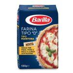 """Farina """"0"""" tipo Manitoba 1kg Barilla"""