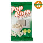 Pop Corn per microonde pratico e gustoso 100g senza glutine Eurocompany