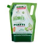 Detergente piatti lime ecoricarica 1L Winni's