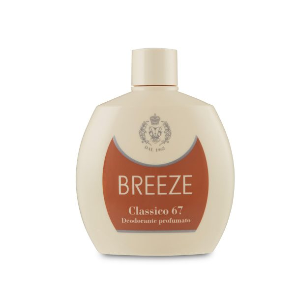 Deodoranye avorio 100ml Squeeze Breeze