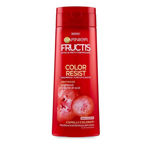 Shampoo 2 in 1 capelli permanenti 250ml Fructis