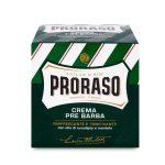 Crema pre barba rinfrescante e tonificante con olio di eucalipto e mentolo 100ml Proraso
