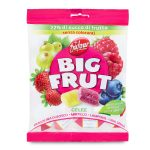 Caramelle Big Fruit gusto frutti di bosco 180g Elah