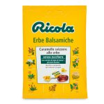 Caramelle alle erbe balsamiche in busta senza zucchero 70g Ricola