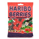 Caramelle berries more e lampone 200g Haribo