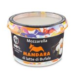 Mozzarelle ciliegine di latte di bufala 300g Mandara