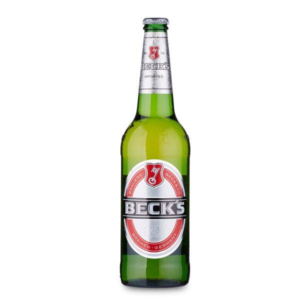 Birra Beck's bottiglia 66cl