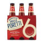 Birra Bock rossa doppio malto 6 luppoli 33clx3 Angelo Poretti