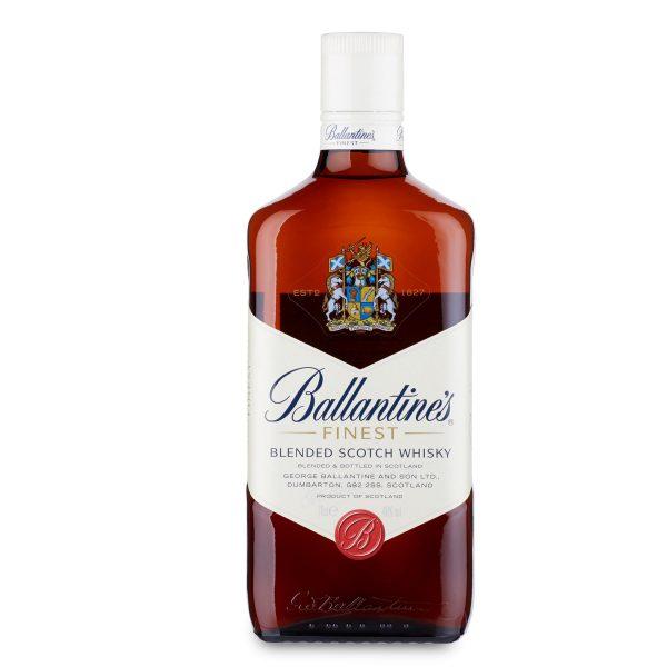 Whiskey Ballantine's Finest blended scotch 40° 70cl