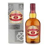 Whiskey Chivas Regal invecchiato 12 anni 40° 70cl