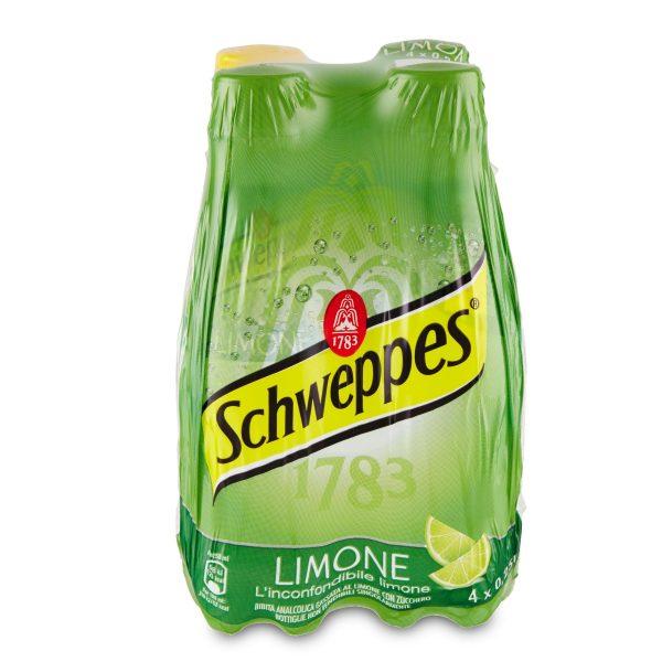 Tonica Schweppes limone 4x250ml pet