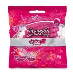 Rasoio extra II beauty 5pezzi Wilkinson