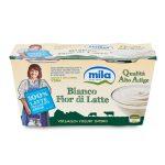 Yogurt intero bianco fior di latte 2x125g Mila