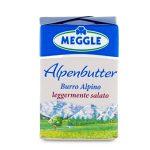 Burro Alpino Leggermente Salato 125g Meggle