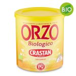 Barattolino bio orzo solubile 125g Crastan