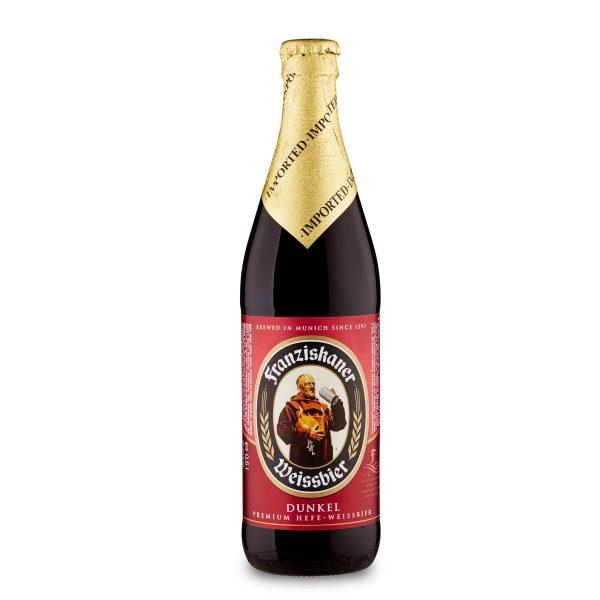 Birra Franziskaner Dunkel bottiglia 50cl