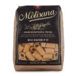 Pasta integrale La Molisana mezzi rig.500g