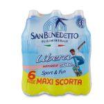 Acqua naturale libera Cl50x6 San Benedetto