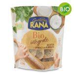 Pasta bio integrale ripieno di ricotta e spinaci  250g Rana