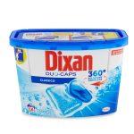 Detersivo lavatrice duo caps classico 16pz Dixan
