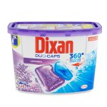 Detersivo lavatrice duo caps lavanda 16pz Dixan