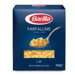 Farfalline pasta di semola di grano duro n°59 500g Barilla