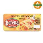 Pancetta affumicata a cubetti senza glutine 150g Fratelli Beretta