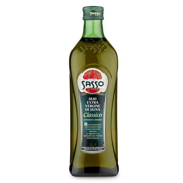 Olio extra vergine di oliva 1L Sasso