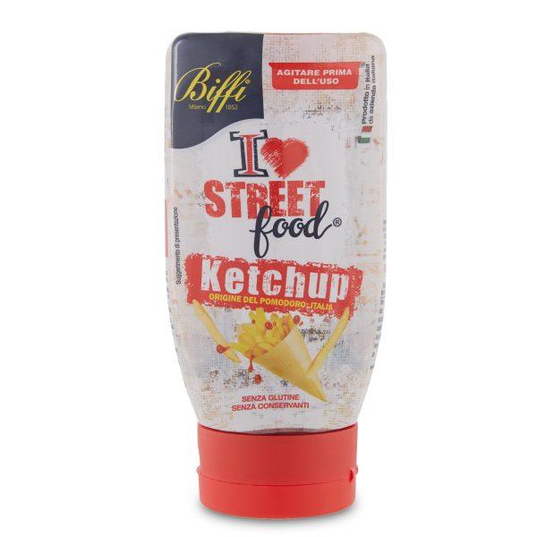 Ketchup Street Food 280g Biffi