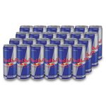 24 Lattine Energy Drink Red Bull cl250