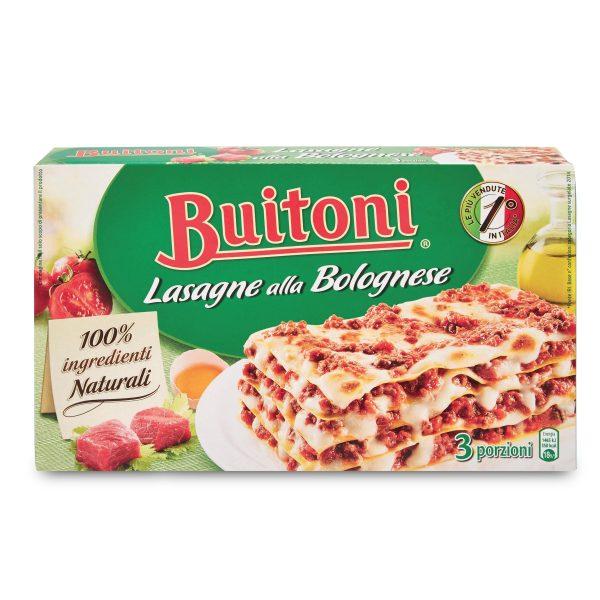 Lasagne alla bolognese 600g Buitoni