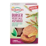 Burger agli asparagi 2x100g Sojasun