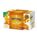 Infuso alla curcuma e arancia 20 filtri Twining