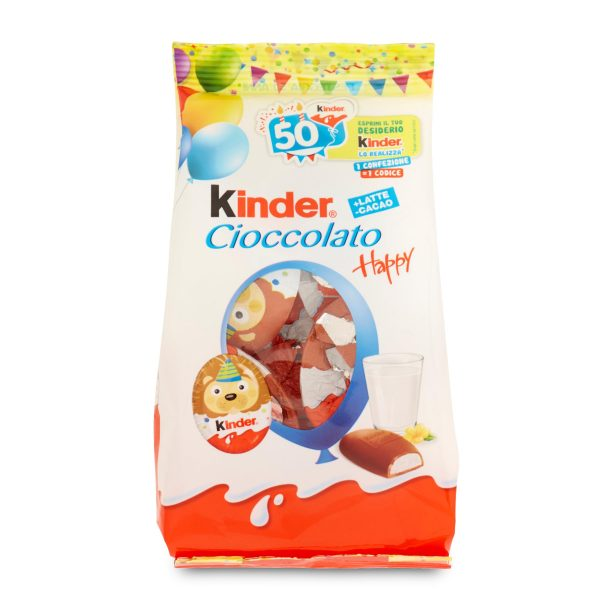 Kinder cioccolatini Happy 102g