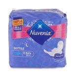 Assorbenti notte sottili con ali 10 pezzi Nuvenia