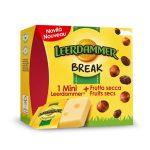 Leerdammer Break con frutta secca 42gx2