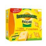 Leerdammer Break Crackers 42gx2