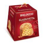 Panettone farcito GlassUvetta senza canditi 750g Balocco
