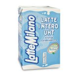 Latte Milano intero uht brick 1l latte milano