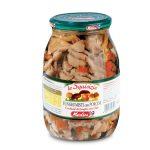 Funghi misti con porcini Le Squisizie Merlini 1kg in olio di girasole