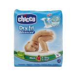 Pannolini Chicco dry fit maxy x19