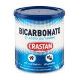 Bicarbonato barattolo 750g Crastan