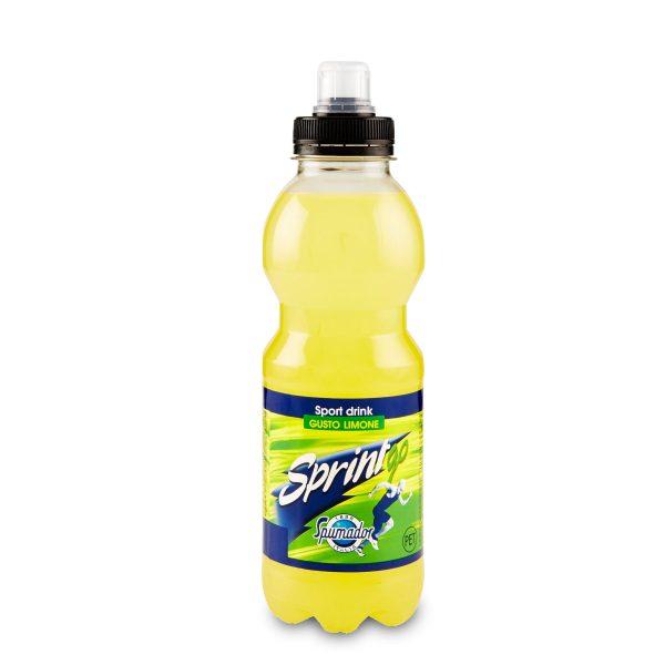 Integratore salino gusto limone Sprint go 50cl Spumador