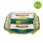 Uova Bio 6 pezzi Almaverde