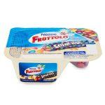 Fruttolo yogurt vaniglia con smarties 120g Nestlé