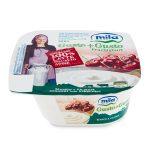 Gusto+gusto bianco con ciliegie 150g Mila