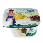 Gusto+gusto vaniglia e anelli di cioccolato 150g  Mila
