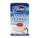 Panna Cotta a lunga conservazione in brik da 1l Elena