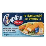 Bastoncini omega3 10 pezzi 250g Findus