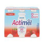 Actimel 0% gusto fragola 6x100g Danone